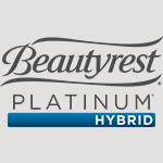 Beautyrest Platinum Hybrid Logo