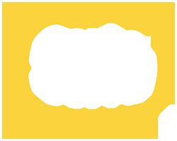 Serta white logo